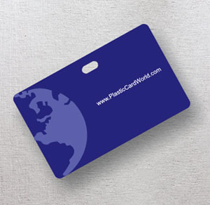 Plastic Card World